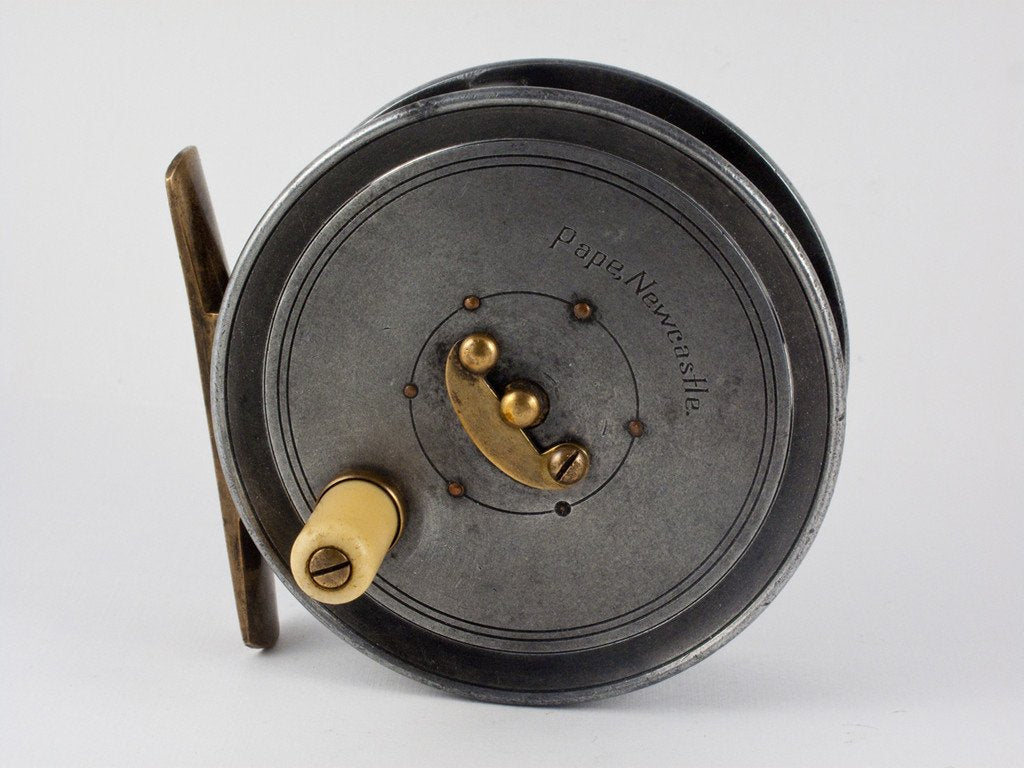 "Dingley Fly Reel 3"" - Caged Spool - Pape Newcastle"