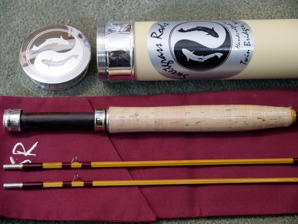 Sweetgrass Bamboo Rod 7' 3wt 2/2 Pent
