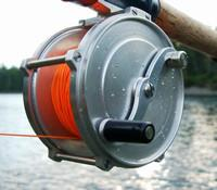 Olson Reels - Raised Pillar Series