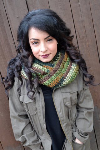 Deep Forest Infinity Scarf