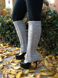 Knitted Leg Warmers