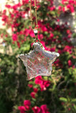 Quartz Crystal Star Necklace #I1171