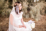 Bridal Dreamcatcher Headband #A1026