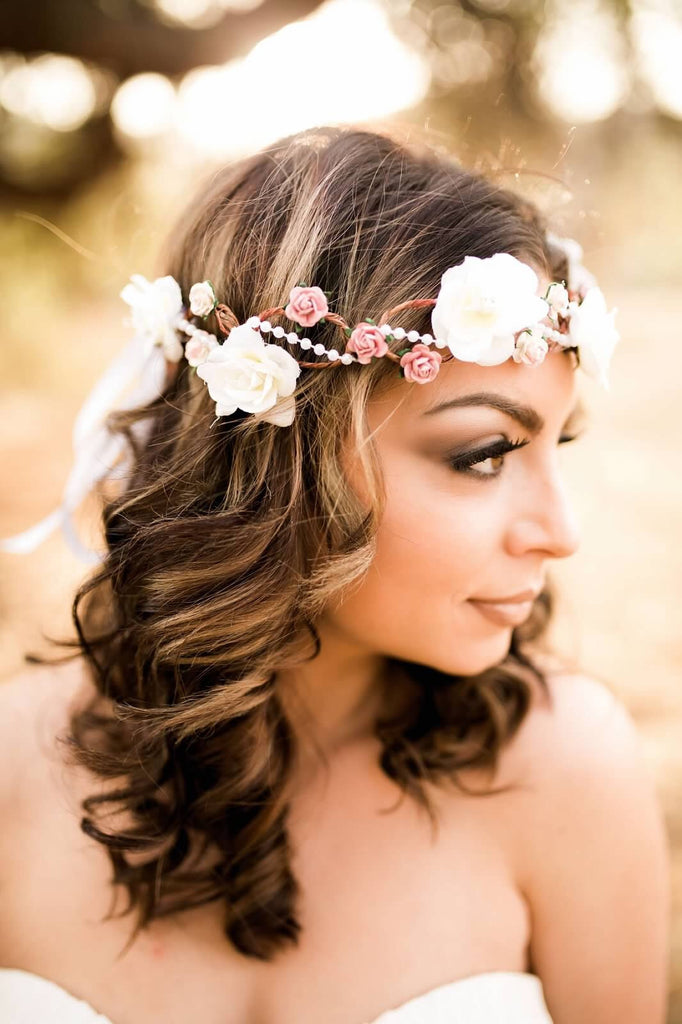 Bridal Crown #D1022
