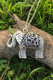 Elephant Necklace #I1077