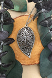 Leaf Necklace #I1105