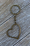 Heart Key Chain #J1018