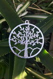 Silver Tree of Life Key Chain #J1001