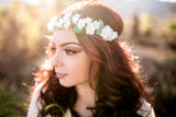 Wedding Flower Crown #D1025