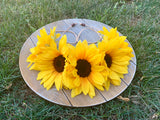 Sunflower Headband #C1089