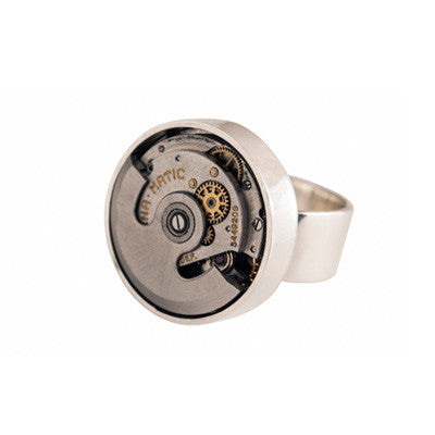 automatic watch movement ring