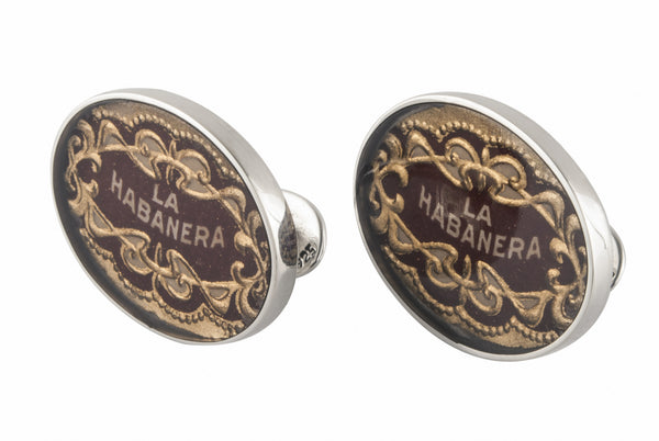 "Cigar ring ""La Habanera"""