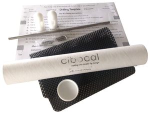 Cibocal Biased Bar Kit + Non-slip Mat - Cibocal