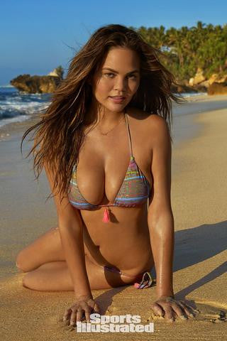 Bikini Bound - Sports Illustrated - Chrissy Teigen - Blog - PilyQ