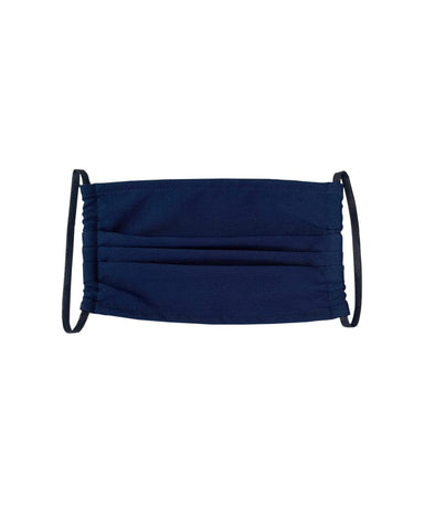 Navy Adult FLUID RESISTANT Face Mask - PilyQ