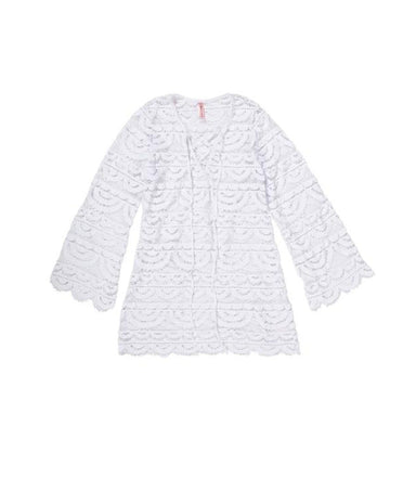 Water Lily Little Noah Tunic - PilyQ