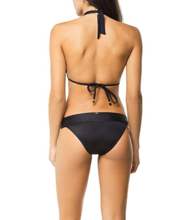 Midnight Lace Banded Bottoms - PilyQ