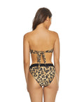 Jungle Color Block Bandeau - PilyQ