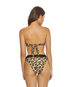 Jungle High Waist Bottoms - PilyQ