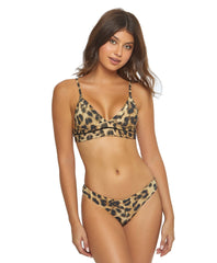 Jungle Basic Ruched Bottoms - PilyQ
