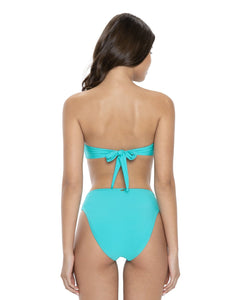Saltwater Hillary High Waist Full Bottoms (FINAL SALE)