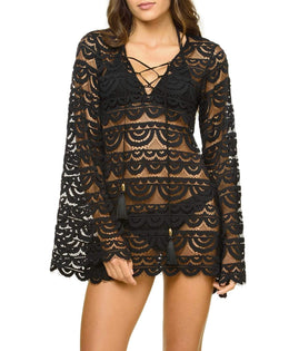 Black Gold Noah Tunic