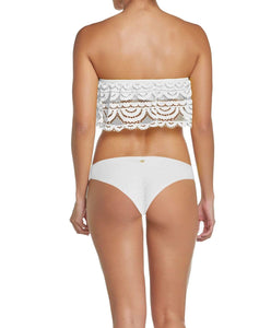 Water Lily Ruched Bottoms - PilyQ