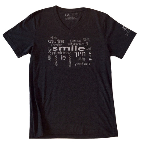 Greatness Apparel Dental Associates of Cedar Rapids Custom Design Tee Front