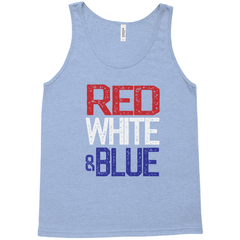 Red White & Blue Tank