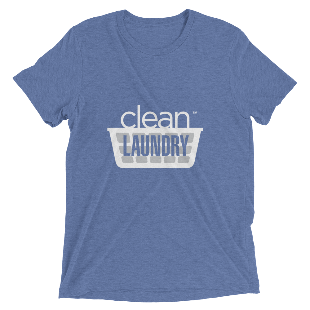 Clean Laundry T shirt