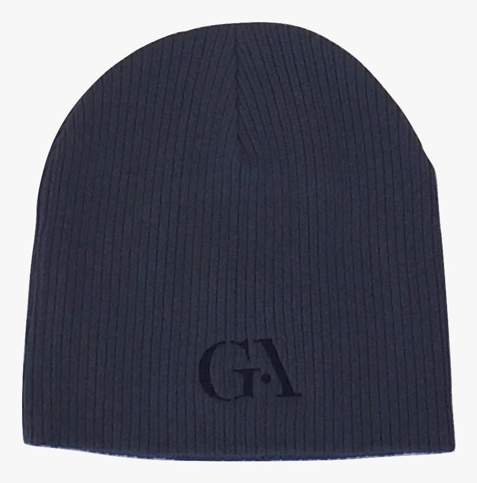 Slate Grey Greatness Apparel Beanie