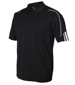 Men's Embroidered logo Adidas Polo