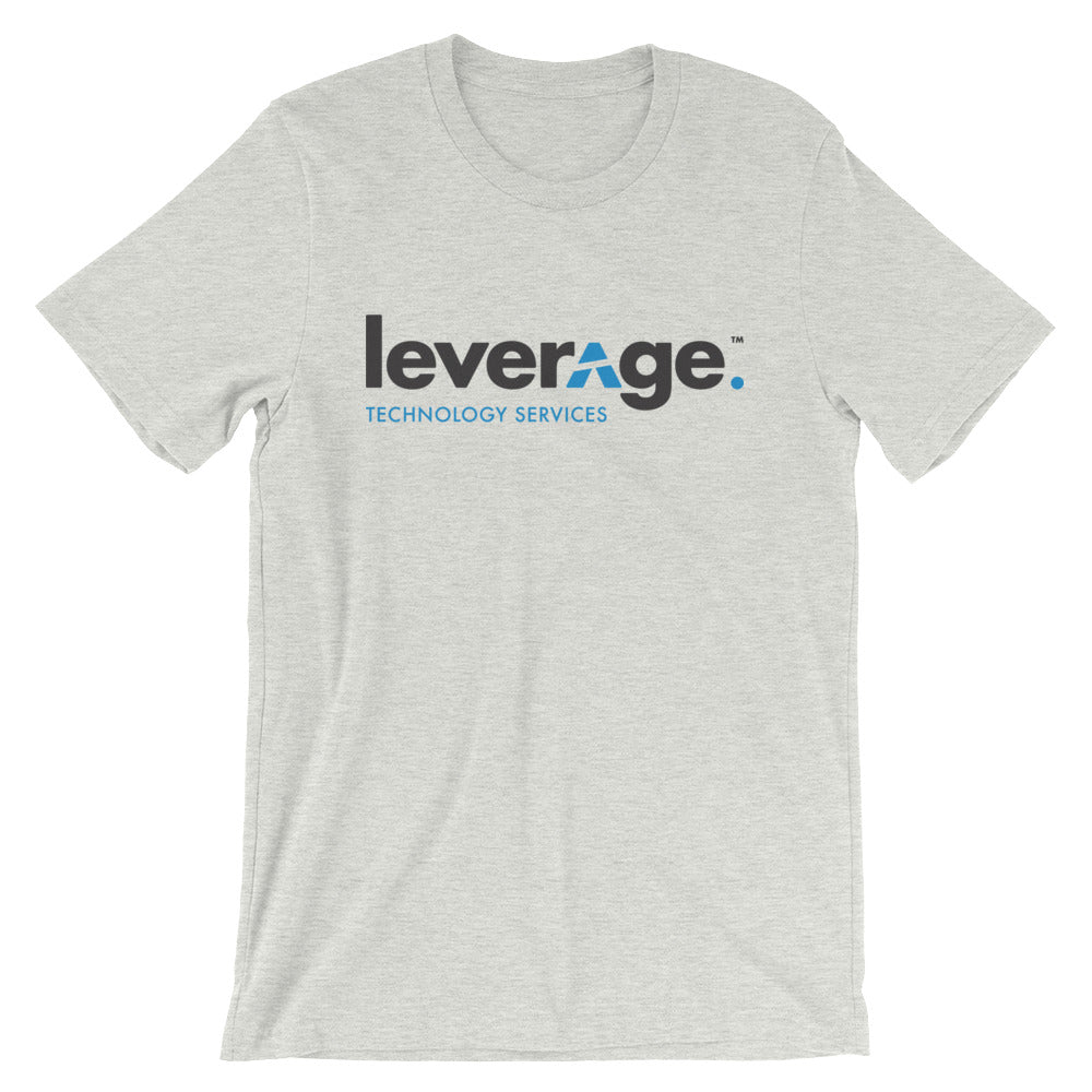 Leverage Tech Services Black Logo Shirt
