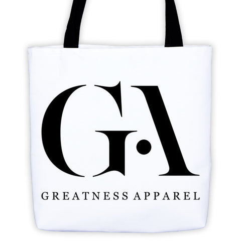 Greatness Apparel Logo Tote Bag