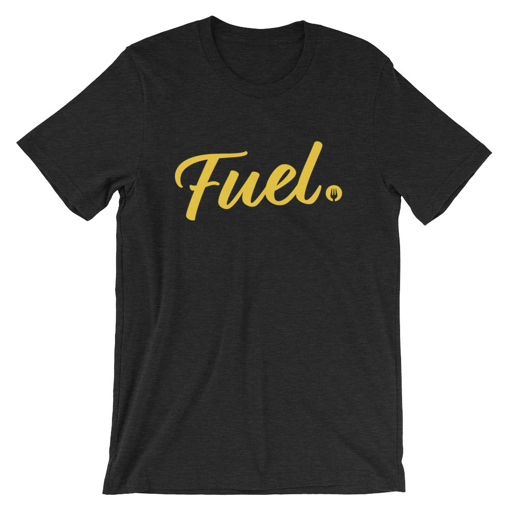 Fuel Yellow Logo Shirt