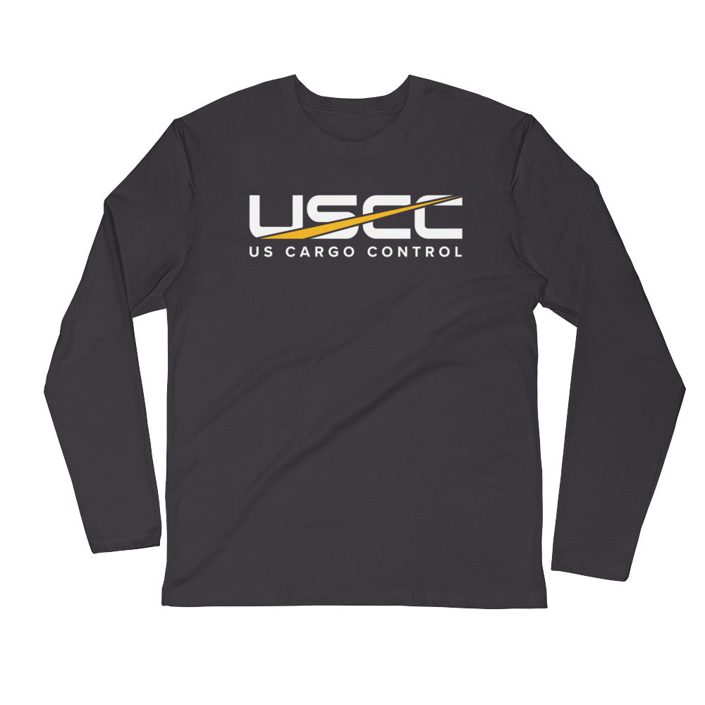 USCC Long Sleeve Fitted Crew