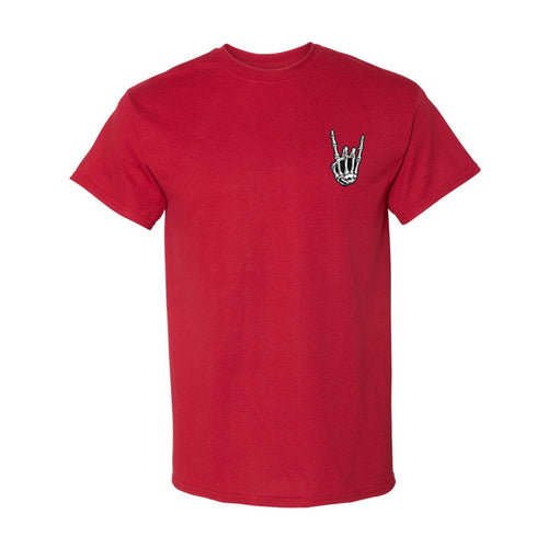 HoggLife Tee - Red/Black/White