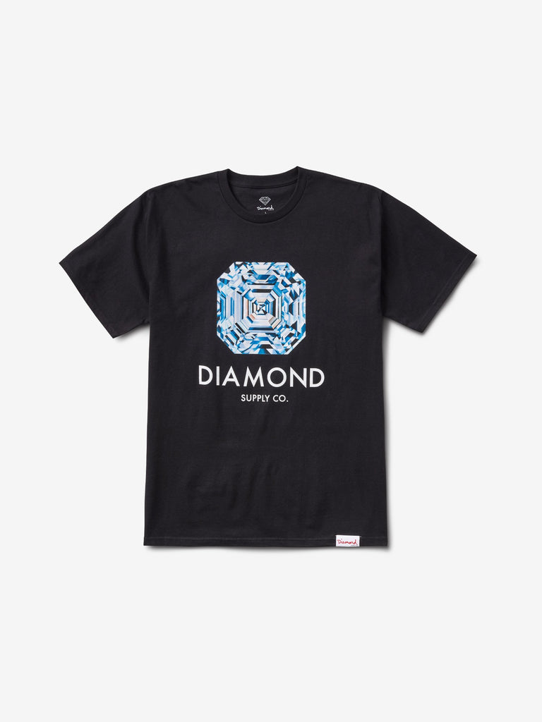 Diamond Supply Asscher Cut SS Tee