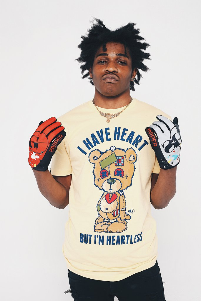 Sniper Gang Heartless Tee