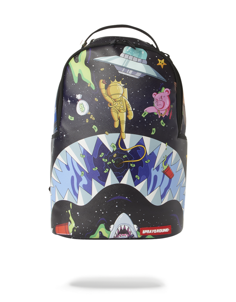 Sprayground Astroparty Backpack
