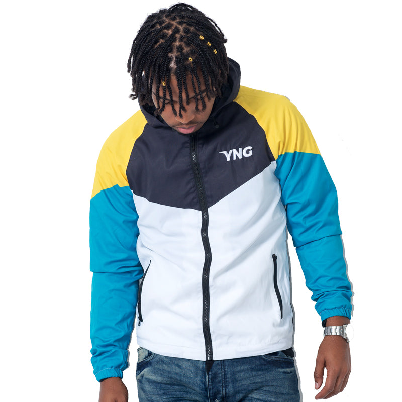The BAH Sport Windbreaker