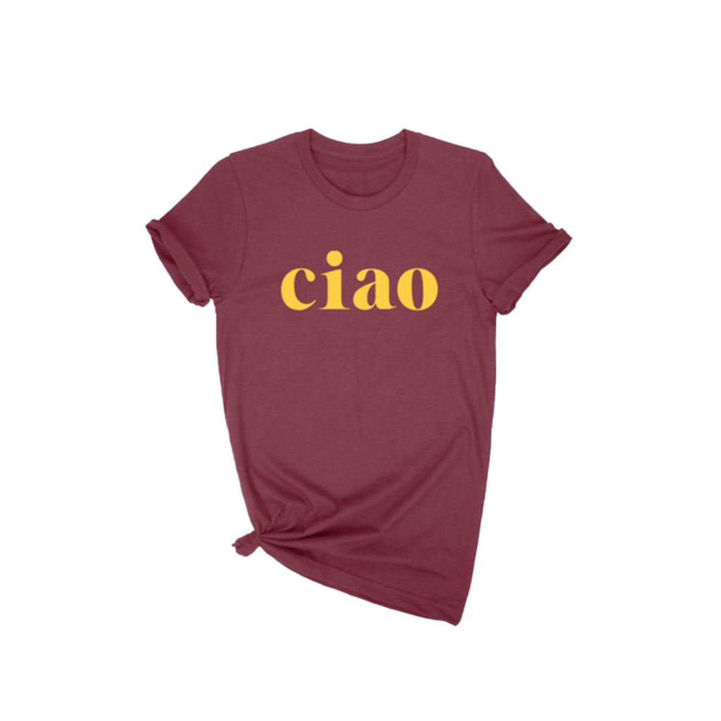 Ciao Ladies Tee