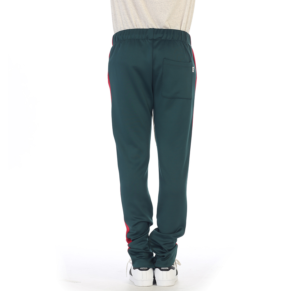 506373e0 EPTM Techno Track Pants in Green/Red – YNGDGRT$