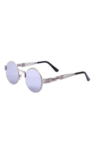 The Notorious Silver Sunglasses