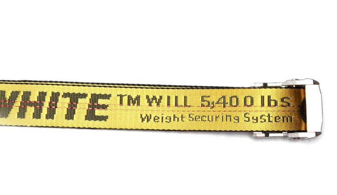 Off White Inspired Belt