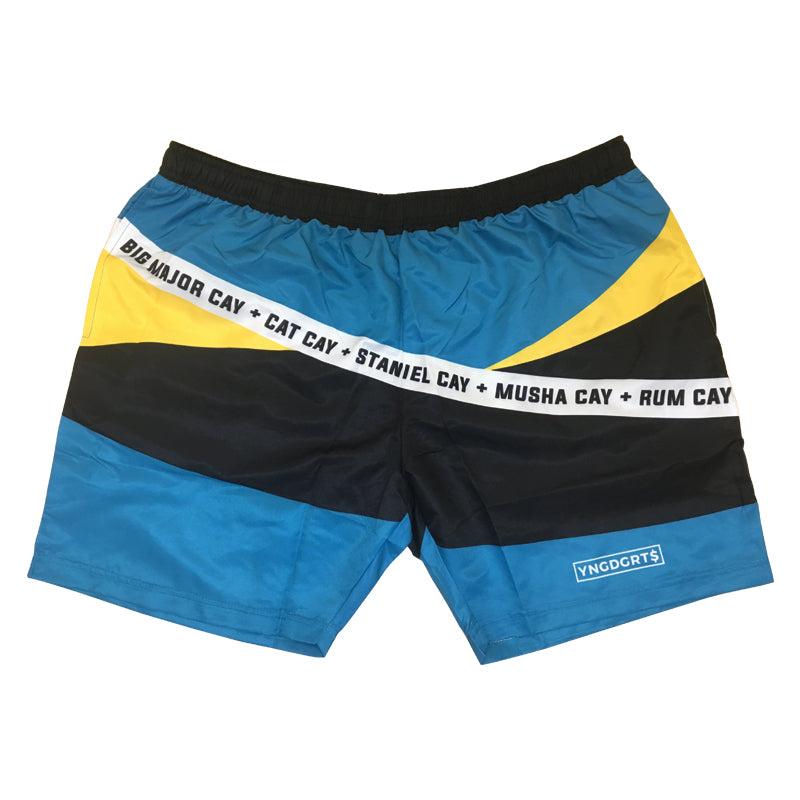The Cay Life Swim Shorts