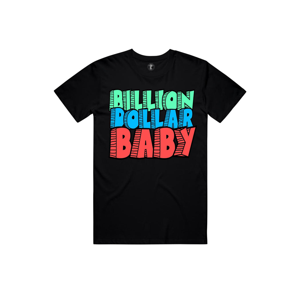 Billion Dollar Baby Rocks Tee