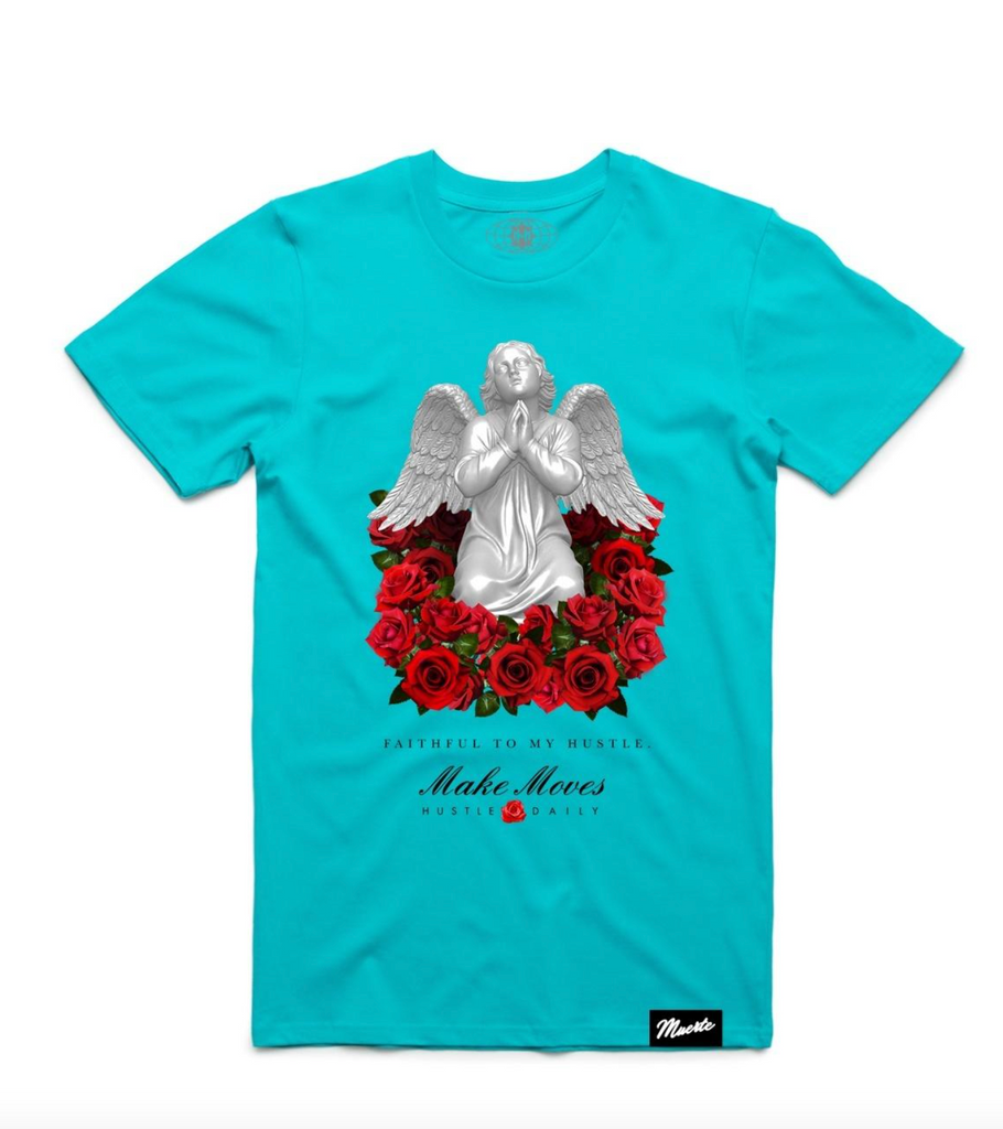 Hasta Muerte Faithful Angel Tee