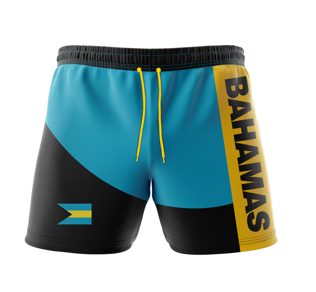 Made in The Bahamas Classic Swim Shorts