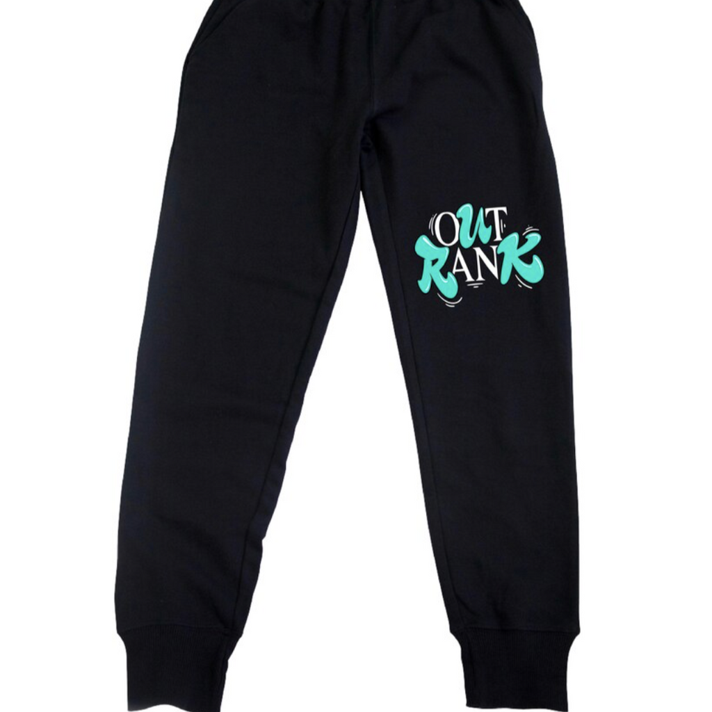 Outrank Green Island Joggers